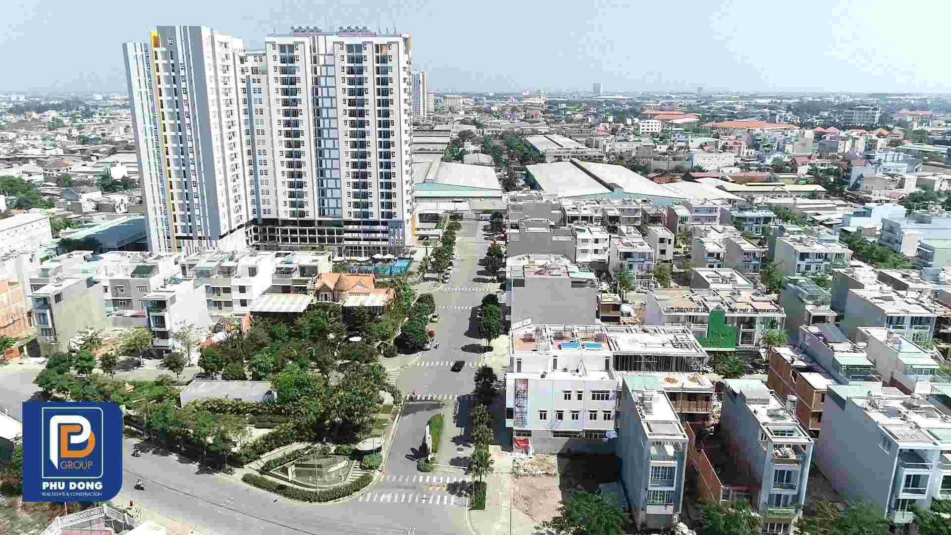 Khu dân cư cao cấp Him Lam Phú Đông
